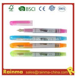 Farbe Plastic Fountain Pen mit Nice Design