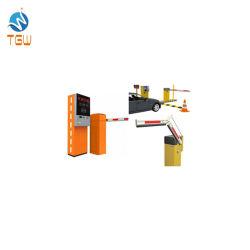 Parcheggio auto, numero biglietto RFID per il cancello della stazione a pagamento Sistemi