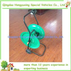 Carro de carrete de manguera portátil para el hogar Jardín Alquiler de Wat