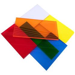 Cheap 10mm corte láser de plexiglás transparente acrílico Placa de fundición de PMMA Hoja