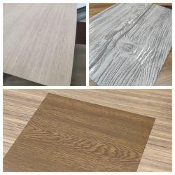 Modèle spécial de l'acier, pvc Film laminé prépeint, galvanisé, de bois en marbre, un mur extérieur de la conception de briques, panneau de toiture R