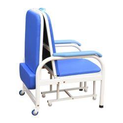 [فولدينغ شير] سرير يرافق مستشفى زبد كرسي تثبيت سرير