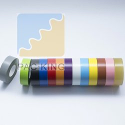 炎-抑制剤PVCワイヤーを包むための電気絶縁体テープ