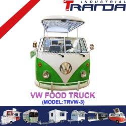 2020 Mobile Carrinho de alimentar o Condicionador de Ar do Motor Eléctrico VW Caminhões de alimentos para venda na Malásia