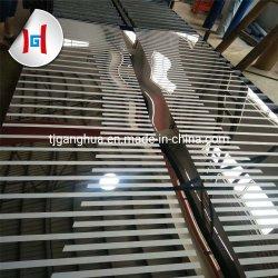 金ミラーの磨かれたステンレス鋼シート430 304