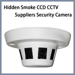 CCD de fumaça oculto vigilância IR os fornecedores das câmaras CCTV Câmara de segurança