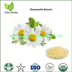 反炎症性ChamomileのMatricariaのChamomillaの草のエキス