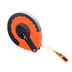 Caso ABS Trena de fibra longa Fita de medição Fft-11