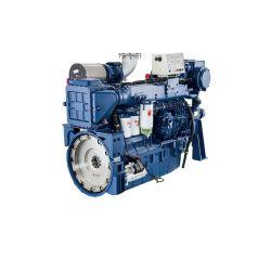 L'iniezione diretta di Sdec ha utilizzato 6 il motore diesel marino del crogiolo di nave del cilindro 450HP