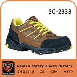 Saicou lädt kletternde Sicherheits-Schuh-schützende Arbeit Sicherheits-Schuhe S3 Sc-2333 auf