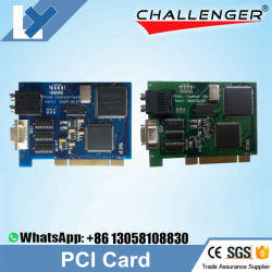 Струйный принтер до бесконечности Challenger Fy-3206h Fy-3208h Fy-3278n Spt распечатать карту PCI/ПЛАТА УПРАВЛЕНИЯ V1.1 видения