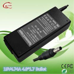 HP/Acer/Asus/Liteon/Delta/Samsung/Gaterway/Sony /Ls 19V 4.74A Stromversorgungen-Energien-Adapter-Laptop-Teile