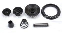 Os cones do adaptador para veio de equilibragem de roda 36mm/38mm/40mm pneu pneu do carregador de CD