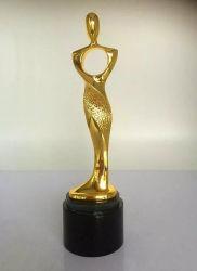 Premio del trofeo di cristallo della dea di Oscar