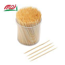 Пользовательские пищевых сортов бамбука зубочистки