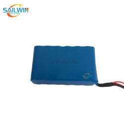 بطارية ليثيوم 18650 لبطارية قابلة لإعادة الشحن ذات ضوء بيان LED بقوة 11.1 فولت بالنسبة إلى وحدة LED الخاصة بنظام WiFi Mobile Stage