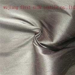 Poli tessuto di miscela di seta, poli tessuto di seta