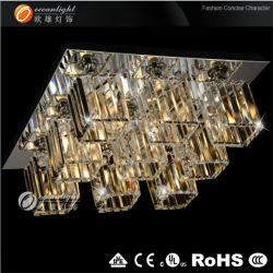 Серебряный люстра потолочный подвесной светильник (OM766)
