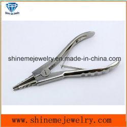 Buigtang van de Uitbreiding van het Roestvrij staal van het Hulpmiddel van het Lichaam van de Juwelen van het lichaam de Doordringende 316L (SPTL001)