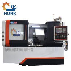 PRÄZISION CNC-Maschinen-Drehbank manuelles der Tisch-Oberseite-Metallfräsmaschine-Ck50L Hochgeschwindigkeitsfür Verkauf