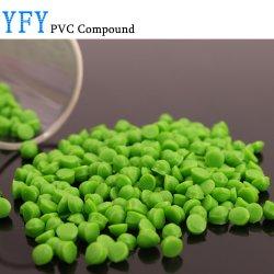 Fábrica China compuesto de PVC de alta calidad para el tubo de la manguera de jardín