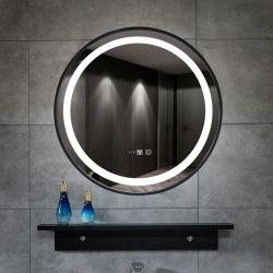 Decorative composent Dressing miroir avec lumière LED pour salle de bains dans l'hôtel