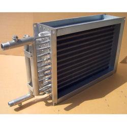 Heet Water aan Verwarmer van de Eenheid van de Lucht de Hangende/Water aan de Rollen van de Warmtewisselaar van de Lucht