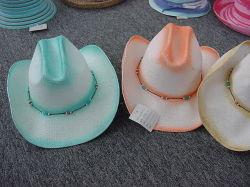 Toyo chapeau de cowboy de papier (TG81565)