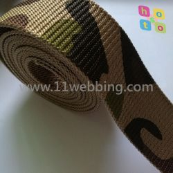 Het hoge Nylon van de Hardnekkigheid/Singelband Polyester/PP/Cotton voor Riem en het Vest van de Taille van het Gevecht van het Leger de Militaire Tactische