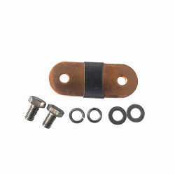 Соединительный провод от медного шинной системы для разъемов литий 3,7В Calb Catl 3.2V LiFePO4 аккумуляторная батарея гибкие ламинированные плоская медная шинной системы