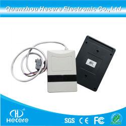 UHF RFID سطح المكتب قارئ 865-868MHz لإدارة التحكم في وصول الأفراد
