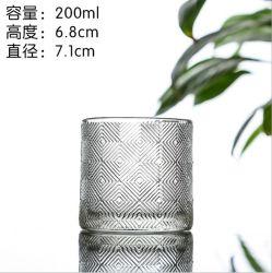 Lege glazen Kaarsenhouder elegant Nieuw Design Glass TeaLight