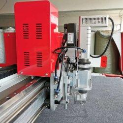広告材料の工場価格のエアフィルター泡のプロジェクター印のペン 振動ナイフカッティングマシン