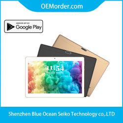 O Google Tablets cartões SIM Dupla Folga Google GPS Bluetooth WiFi 4G Chamada Telefônica