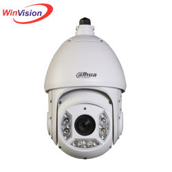Outdoor 150m de distance infrarouge longue portée de la caméra de vidéosurveillance SD6C225U-Dôme Dahua Hni 2MP 25X Starlight Auto Tracking caméra PTZ IP