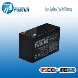 Alimentation en courant 12 V 7 Ah Batterie de sauvegarde de l'onduleur (20hr batterie)