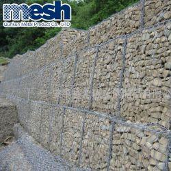Casella di Gabion/cestino di Gabion/gabbia di pietra/maglia di pietra
