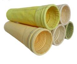 Sac de filtration industrielle pour le collecteur de poussière