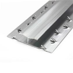 Commerce de gros Foshan Aluminium la bande de recouvrement de tapis tapis sur le stock de garniture de chant