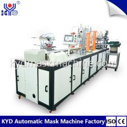 2019 entièrement automatique coupe après le processus de masque de décisions pour l'industrie de la machine avec Service Après Vente