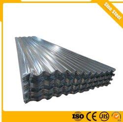0,2mm Äthiopien Standard Zinkbeschichtetes Verzinktes Stahldach