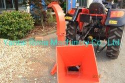 Bx42/ 62/ 92 / TDP do trator máquina para trabalhar madeira Diesel triturador de madeira / Shredder Chipper com Engate de 3 Pontos