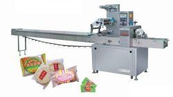 Héros machine de conditionnement des aliments en gros de la marque biscuit chocolat Sandwich Cotton Candy Cookie Stick Snack oreiller Machines d'emballage