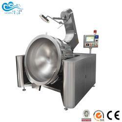 [هيغقوليتي] [ستينلسّ ستيل] 304 [فوود غرد] [تيلّتينغ] يطبخ إناء مع خلّاط لأنّ سكّر نبات فول سودانيّ الصين صاحب مصنع مع سعر رخيصة