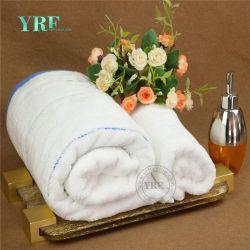 100%年の綿OEMの白い品質のビーチタオルの浴室タオル