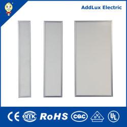 Ce UL Saso Лучшие ультратонкие 40W прямоугольник светодиодная панель освещения произведенных в Китае для установки на потолок, Office, магазин, супермаркет, музей и библиотеку, освещение в аудитории