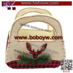 Sacchetto del partito di promozione della cancelleria del banco del regalo della festa nuziale di compleanno del prodotto di natale (B5030)