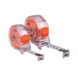 測定命令鋼鉄小型巻尺テープ