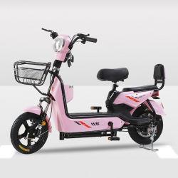48V Autoped van de Motorfiets van de Motor van de Fiets van Icycle de Elektrische Brushless Volwassen Elektrische