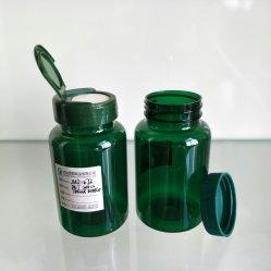 Glänzende, Runde Flasche Mit 200 cm3 und Flip Cap